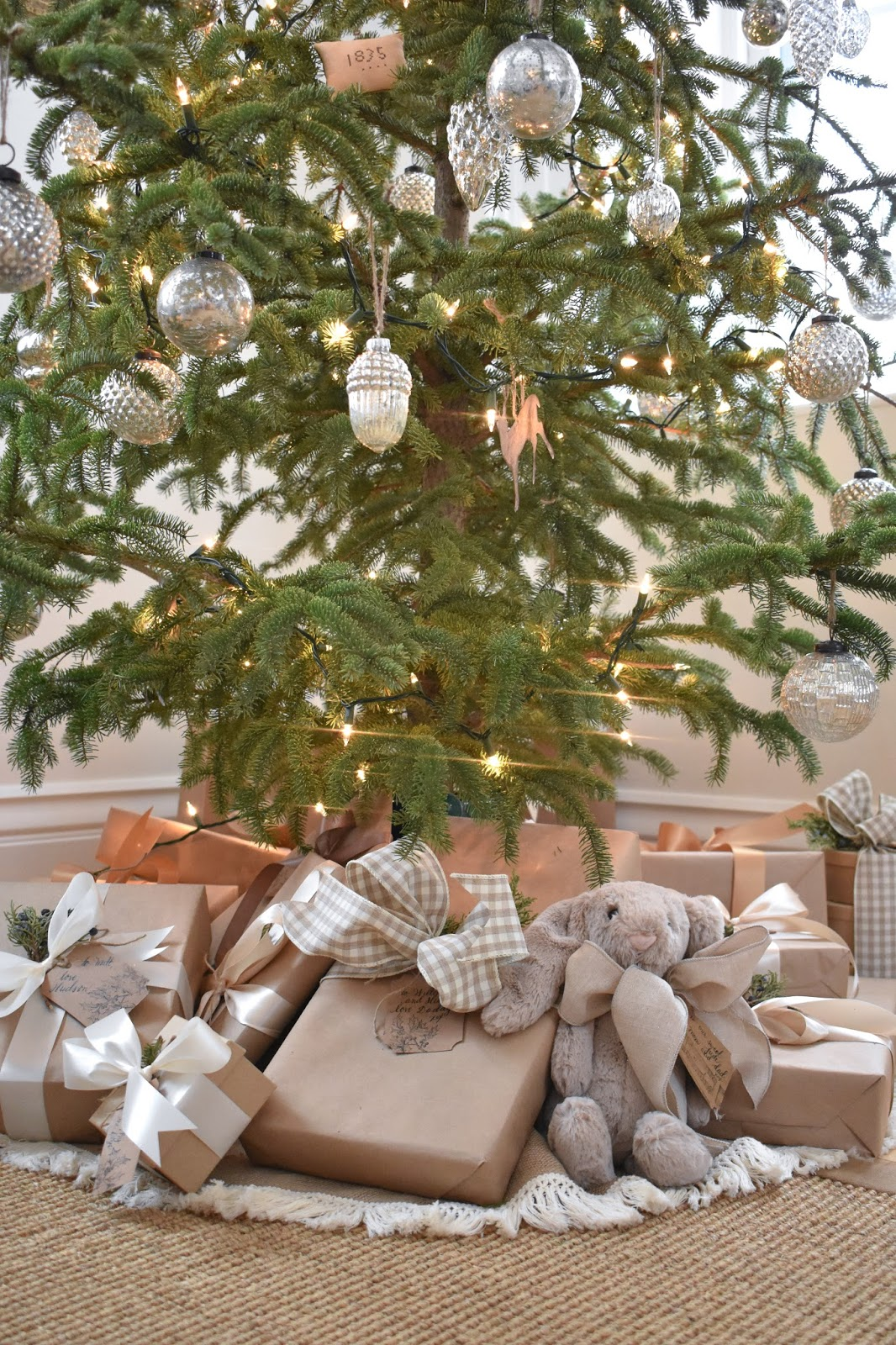 The Grower\'s Daughter: oh christmas tree