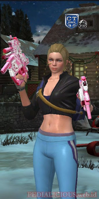 Queen (CT-Force) Point Blank Indonesia
