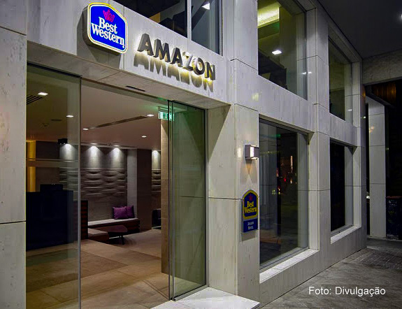 Hotel Best Western Amazon, Atenas