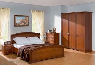 Chọn nội thất gỗ tự nhiên cho phòng ngủ của bạn