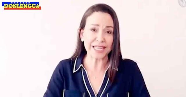 María Corina Machado indignada por participación del Régimen dentro de la ONU