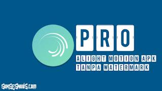 Download Alight Motion Pro Mod