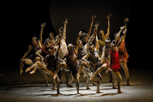 Quorum Ballet e OCS apresentam «A Sagração da Primavera – Made in China» no Teatro das Figuras