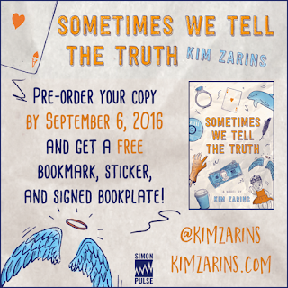 Sometimes We Tell the Truth Pre-order Giveaway!