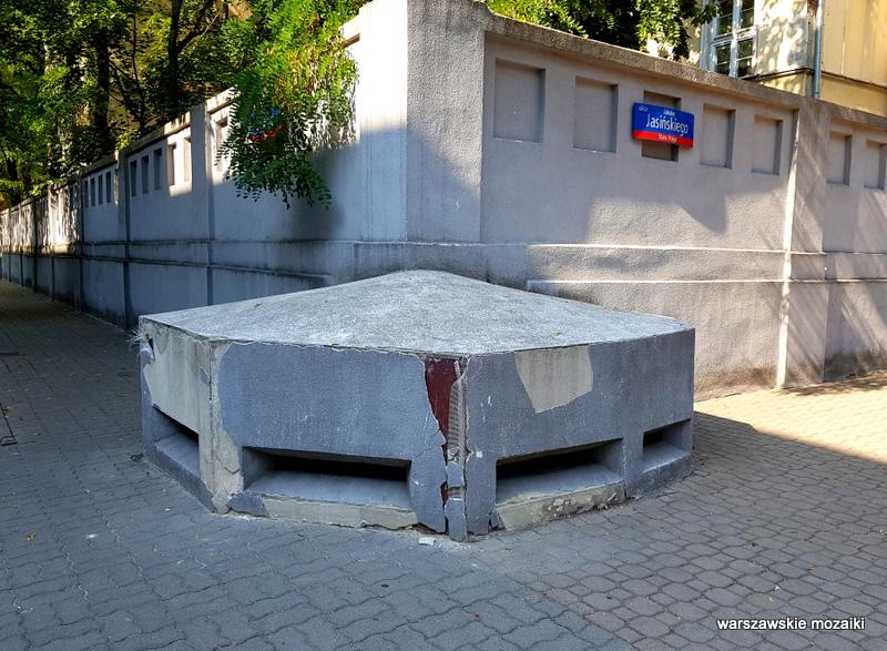 Warszawa Warsaw warszawskie bunkry na Pradze