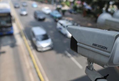 Beberapa Lokasi Kamera TIlang di Jakarta