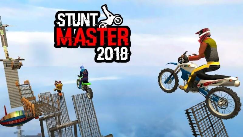 Bike Stunt Master – APK MOD HACK – Dinheiro Infinito