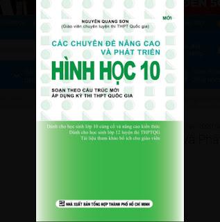 Các Chuyên Đề Nâng Cao Và Phát Triển Hình Học Lớp 10 ebook PDF-EPUB-AWZ3-PRC-MOBI