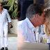 David Hasselhoff: Τρυφερά τετ α τετ με τη νεότερη σύζυγό του στη Μύκονο!