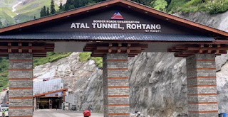 Atal Tunnel And History Of Atal Tunnel