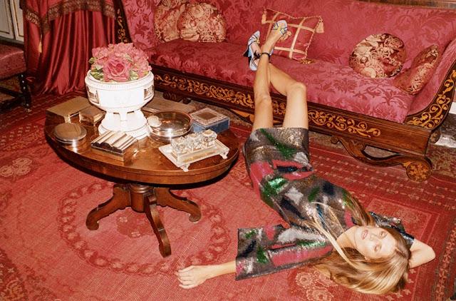 Emilio Pucci Party Dress, Emilio Pucci Spring 2008 Ad Campaign
