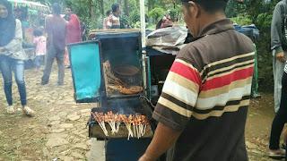 Sate Ayam Rp.1.000/tusuk