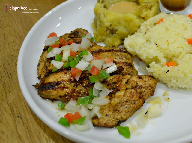 Creole Grilled Chicken from Mad Mark's Creamery Kapitolyo