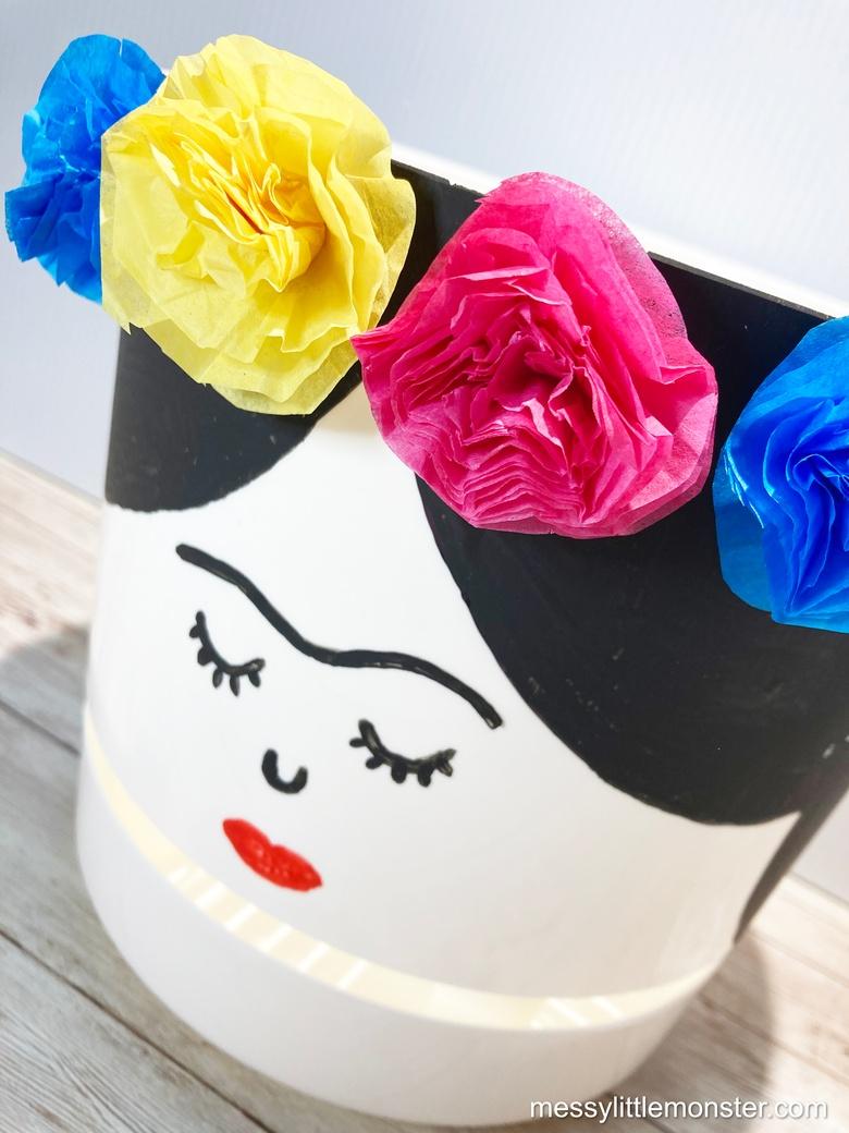 Frida Kahlo crafts