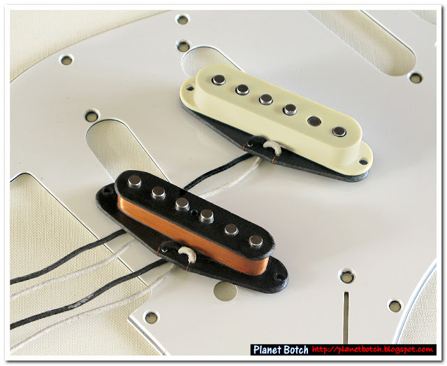 Seymour Duncan SSL-1 Vintage Staggered Strat Pickups