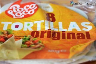 tortilla na zimno