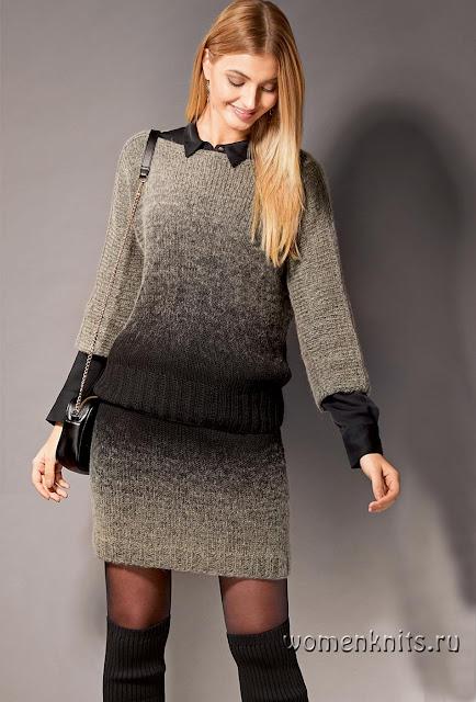 costume knitting pattern