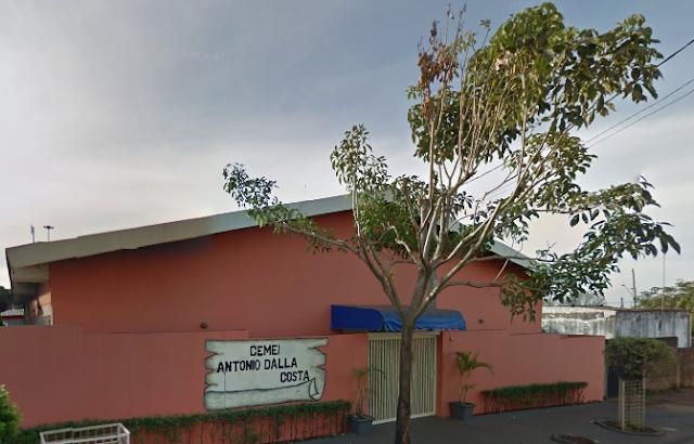 CEMEI Antônio Dalla Costa - Barretos-SP - Foto Google Maps Agosto 2011