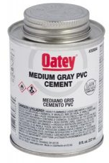 PVC Medium Gray Cement