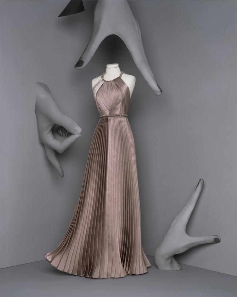 Vestido da coleção de alta-costura Dior