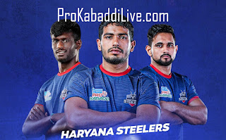 Haryana Steelers Team 2019 | Haryana Steelers Full Squad | Season 7 Haryana Steelers Team