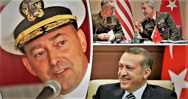 Έλληνας ναύαρχος συνήγορος του Ερντογάν!