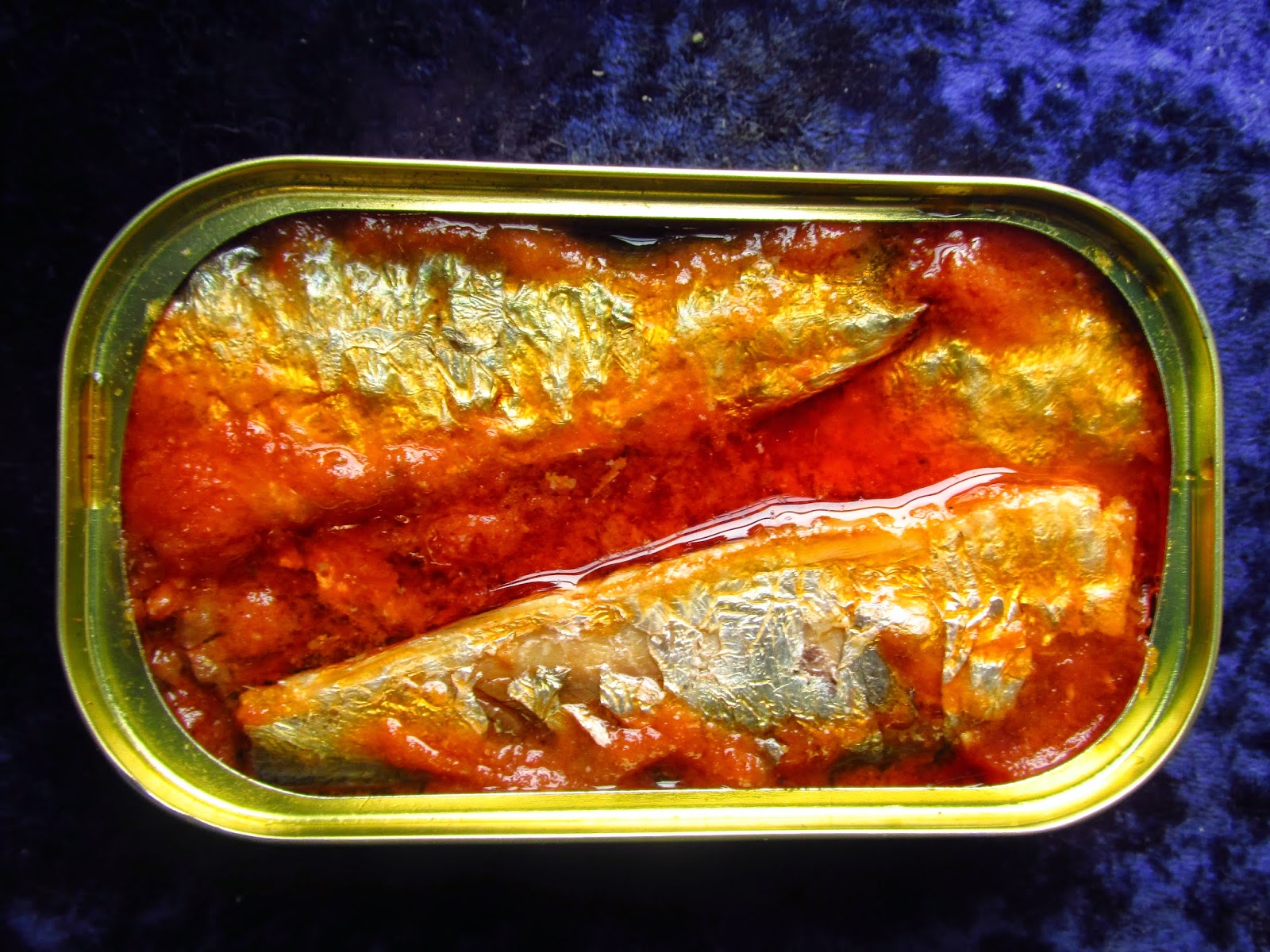 Mouth Full Of Sardines Nuri 127
