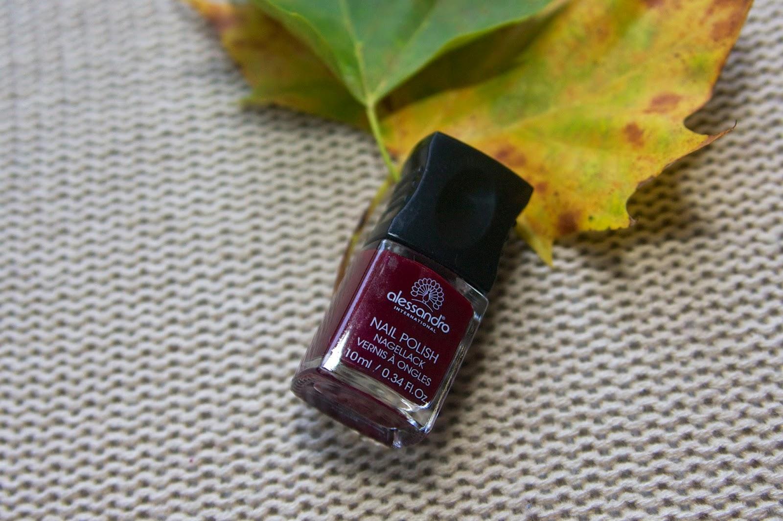 KesseBolle: Beauty: Herbstnägel