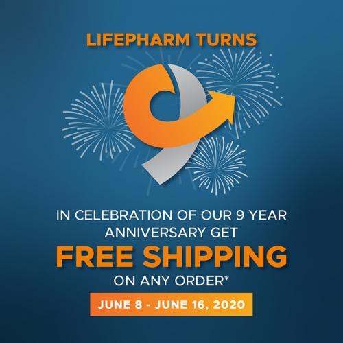 LIFEPHARM TURNS 9!