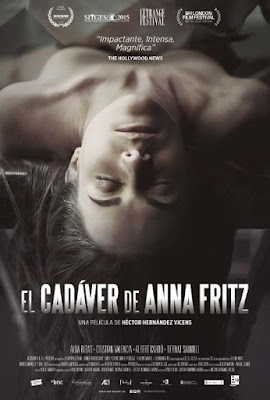 Sinopsis The Corpse of Anna Fritz [Spanyol] (2015)