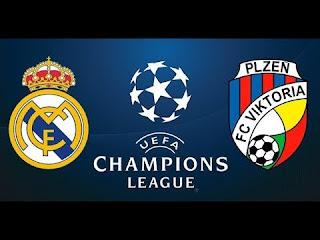 مشاهدة مباراة ريال مدريد وفيكتوريا بلزن بث مباشر بتاريخ 23-10-2018 دوري أبطال أوروبا