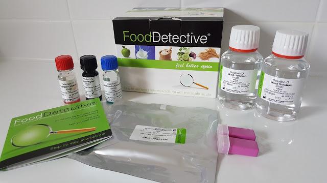 Food Detective - moja obiektywna opinia na temat domowego testu na nietolerancje pokarmowe. Food Detective - my objective opinion about homemade food intolerance test.