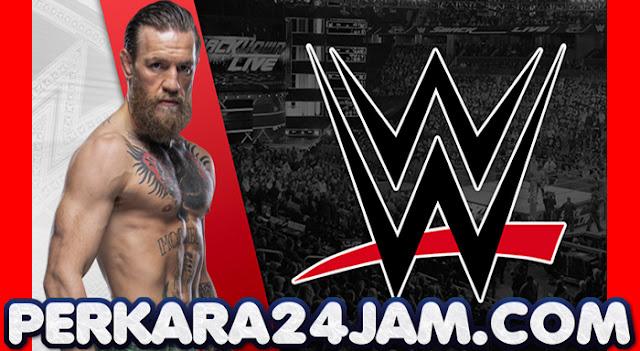 McGregor Pensiun Dari UFC Dan Gabung Ke WWE