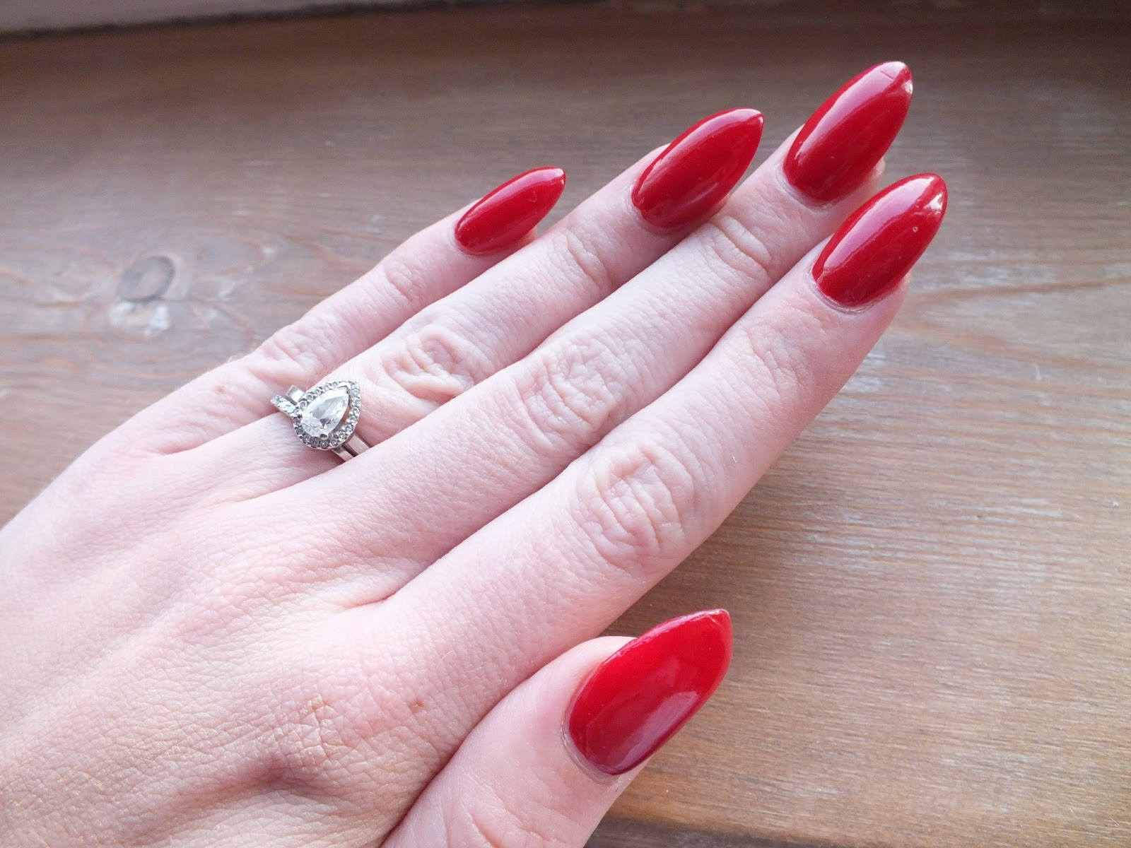 What Kimmi Did Next: Pointy Nails