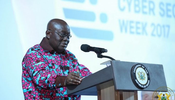 Ghana to establish National Cyber Security Centre – Akufo-Addo