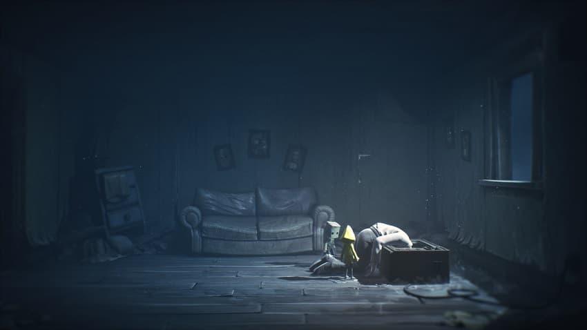 Рецензия на игру Little Nightmares 2 - Кошмарики вернулись! - 02