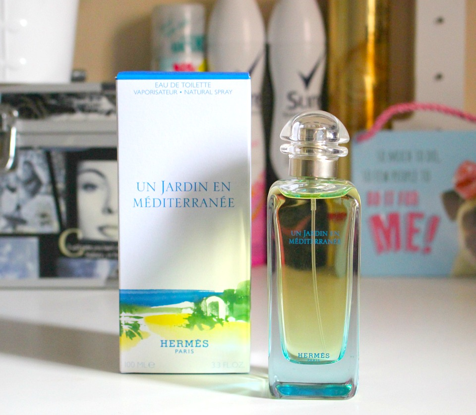 Hermes Un Jardin Perfume