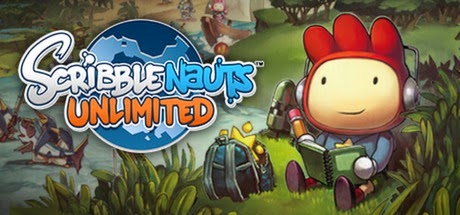 GameGokil.com : Scribblenauts Unlimited [Game Strategy 2D Unik ]