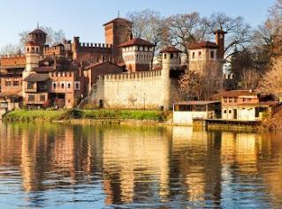 riassunto di geografia sulla città di Torino