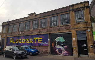 The Floodgate in Digbeth, Birmingham