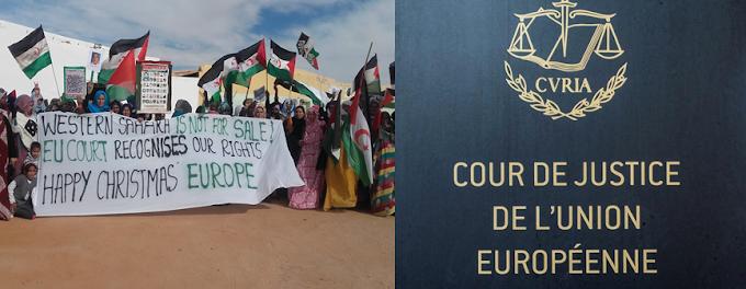 INFORME | La Unión Europea incumple las sentencias de su propio tribunal respecto al Sáhara Occidental.