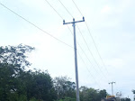 Panggil PT SAU dan PT Harapan Jaya Tomjon : Jalan Desa Kuala Panduk Di Service