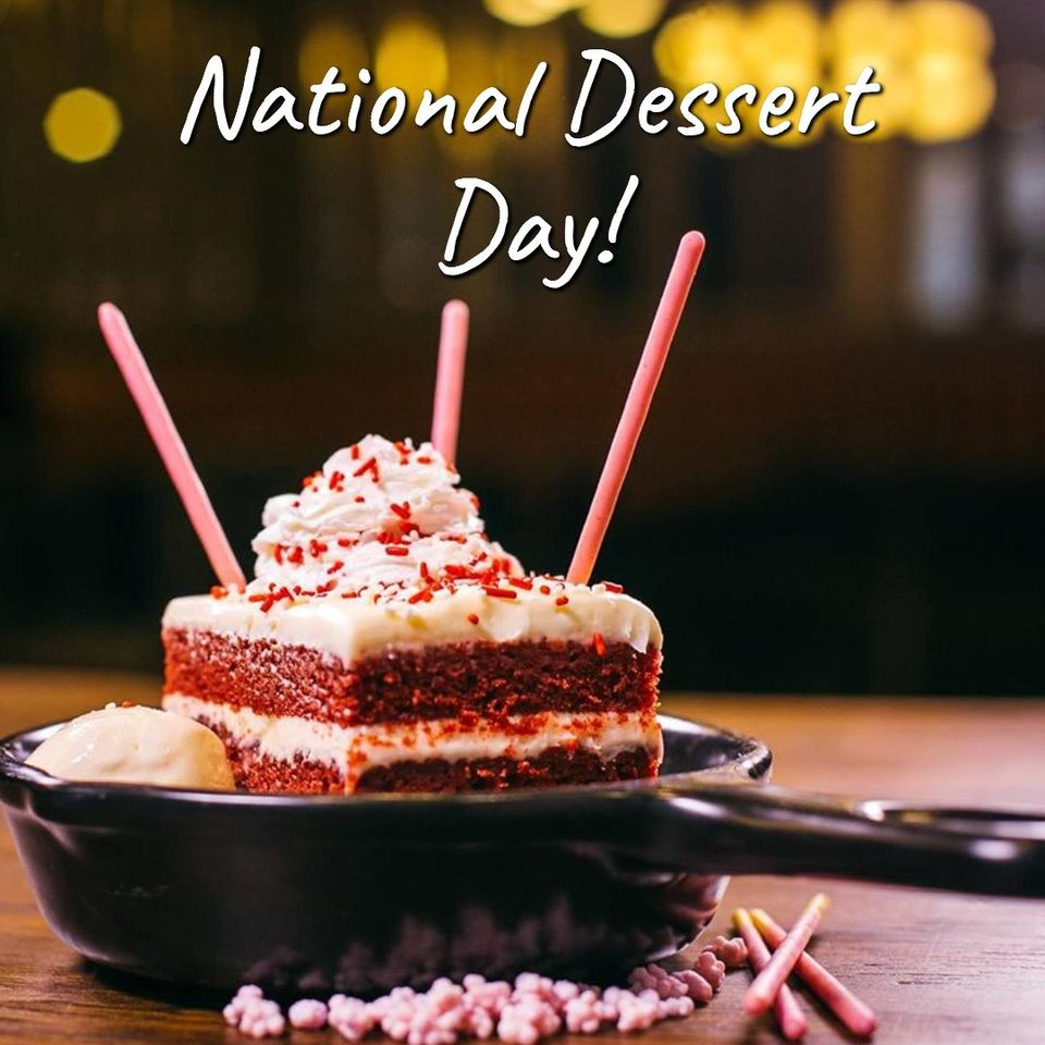 National Dessert Day Wishes Images download