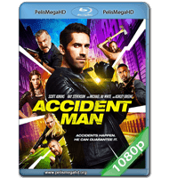 ACCIDENT MAN (2018) 1080P HD MKV ESPAÑOL LATINO