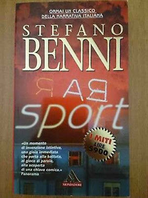 La copertina di ''Bar Sport'' di Stefano Benni
