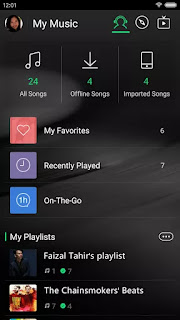 Screenshot JOOX Music - Free Streaming VIP v3.8