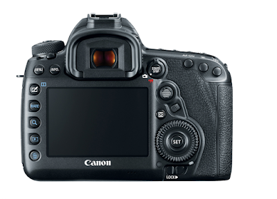 Canon EOS 5D Mark IV DSLR Camera