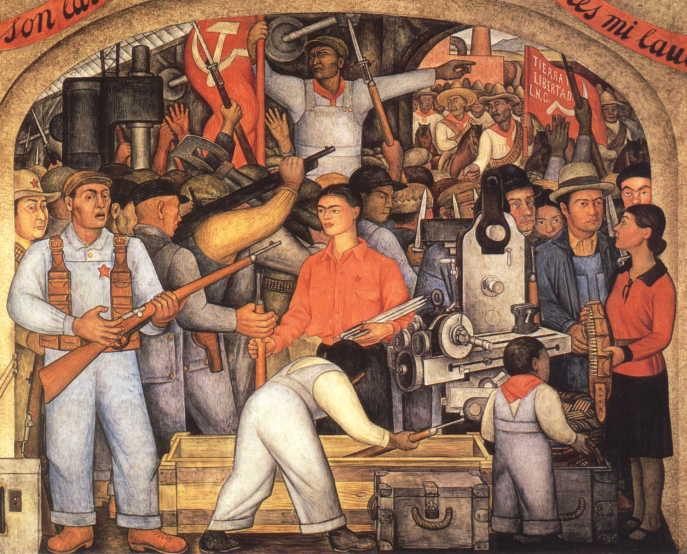 Art Amp Artists Diego Rivera Part 1
