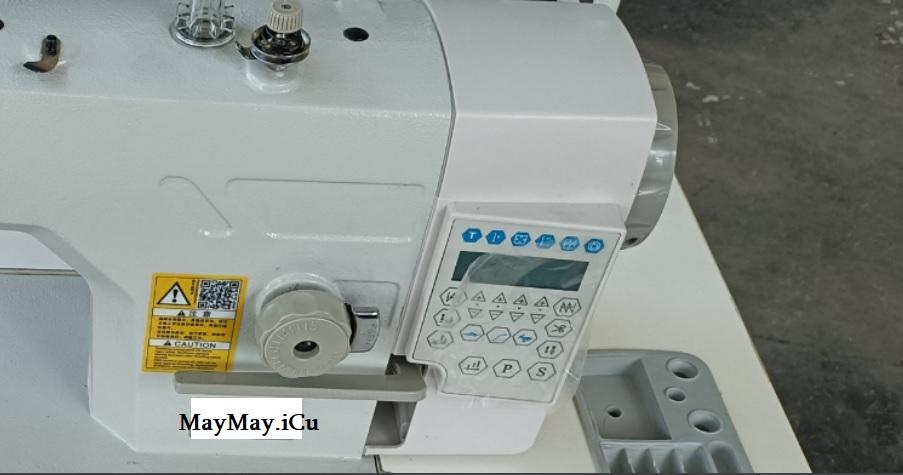 Tài liệu điện tử 1 kim hộp Hulong   Tài liệu máy may