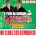 CD (AO VIVO) O TREM DA SAUDADE MINEIRÃO NO CLUBE DOS BOMBEIROS EM MARITUBA 12/08/18